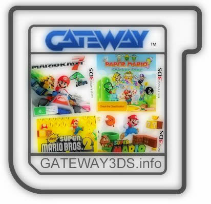 Gateway 3DS R4 card